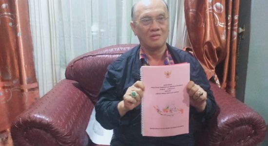 Tagore Tegaskan Komisi II DPR RI Telah Setujui Aceh Dimekarkan