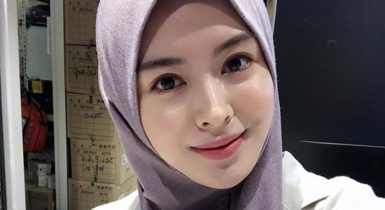 Ayana Moon Hampir Menyerah di Awal Jadi Mualaf