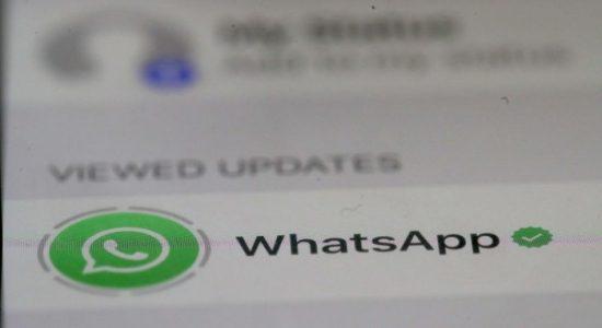 WhatsApp Web Bakal Bisa Login Pakai Sidik Jari