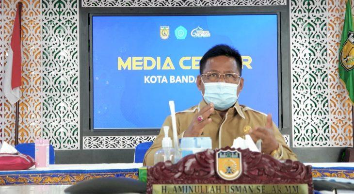 Aminullah Wacanakan Perwal ABPK-P Kota Banda Aceh Tahun 2021