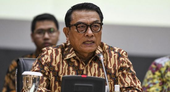 Moeldoko Sebut UU Omnibus Law Bakal Dinikmati Calon Pekerja