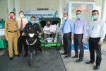 Wali Kota Salurkan Bantuan CSR Bank Aceh Syariah