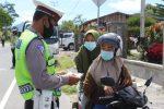 33 Pelanggar Terjaring Operasi Zebra Seulawah