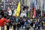 Rabu Besok Puluhan Ribu Buruh Demo Depan Istana Tolak UU Cipta Kerja