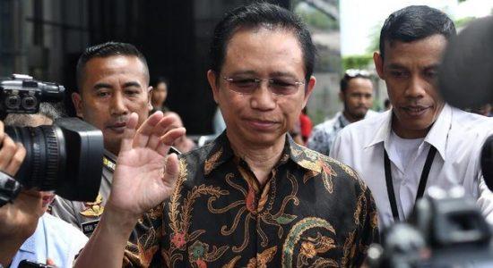 KPK Panggil Eks Ketua DPR Terkait Kasus Penyuap Nurhadi