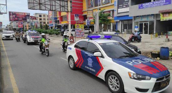 1.875 Pelanggar Lalu Lintas di Aceh Ditilang Selama Operasi Zebra