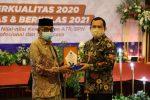 Pemkab Aceh Besar Terima Penghargaan dari Kanwil BPN Aceh