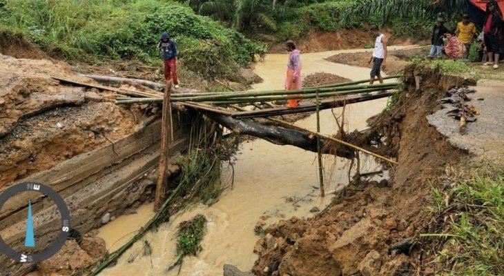 Lima Kecamatan di Agara Terdampak Banjir