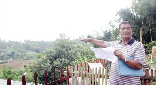 Sengketa Waris di Tanah Juma Lau Dah