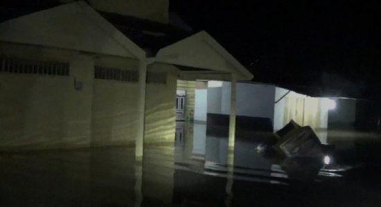 Tiga Kecamatan di Aceh Tamiang Banjir
