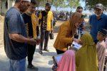 DPC Hanura Banda Aceh Santuni Anak Yatim