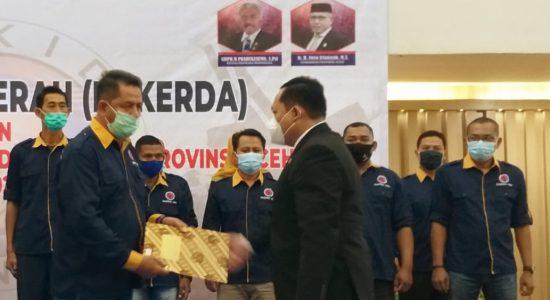 Gubernur: Semangat Hapkido Sejalan dengan Pemerintah Aceh