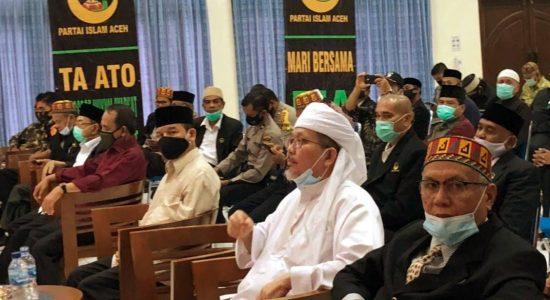 Parlok PIA Dideklarasi, Ustaz Tengku Zulkarnain: Perkuat Kader Membangun Negeri