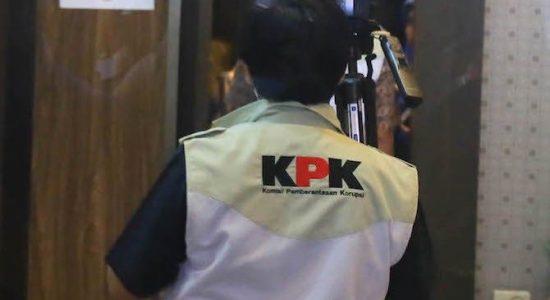 KPK Tahan Pihak Swasta Terkait Korupsi Proyek Multiyears