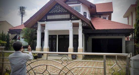 Apakabar Rumah Dinas Ketua DPRK Banda Aceh ?