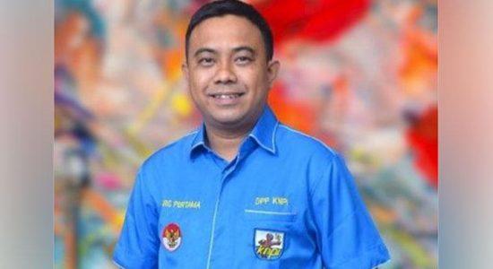 Haris Pertama Dicopot dari Jabatan Ketua Umum KNPI
