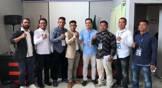 Edwin Syahputra Pimpin Askab PSSI Aceh Tengah 2021-2024