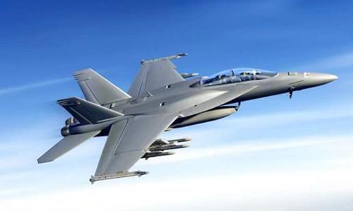 F-18 Hornet Asing Lintasi ZEE Indonesia