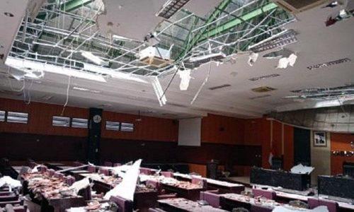 300 Lebih Rumah Rusak Akibat Gempa