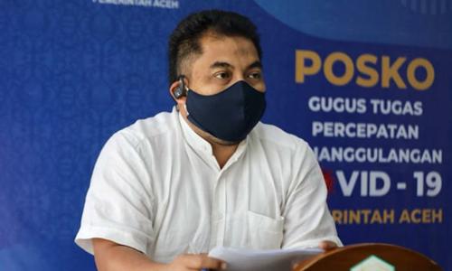 ASN Aceh Dilarang Bepergian ke Luar Daerah Saat Libur Paskah