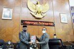 Gubernur Nova Iriansyah Sampaikan LKPJ TA 2020 di Hadapan Dewan