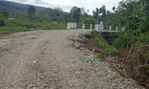 Pembangunan Jalan Usaha Tani Aceh Tenggara Diduga Jauh Panggang dari Api