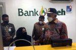 Sekda Ingatkan Kepala Capem Bank Aceh Syariah Maksimalkan Kebersihan Kantor
