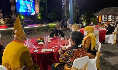 Di Bali, Wakil Bupati Dailami Bangga Promosi Wisata Gayo