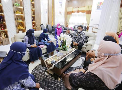 Wali Kota Banda Aceh: Data Basis Keluarga Penting untuk Pembangunan