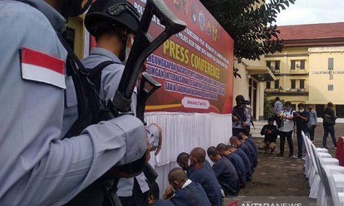 Polda Aceh Gagalkan Penyelundupan Sabu Seberat 50 Kilogram