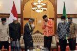Gubernur Terima Audiensi Forum Imam Masjid Aceh