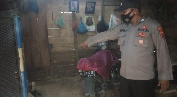 Pria di Aceh Utara Ini Ditemukan Meninggal Dalam Kondisi Tubuh Membengkak