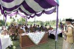 Wabup Aceh Besar Lepas Air Sebagai Penanda Awal Musim Tanam Gadu