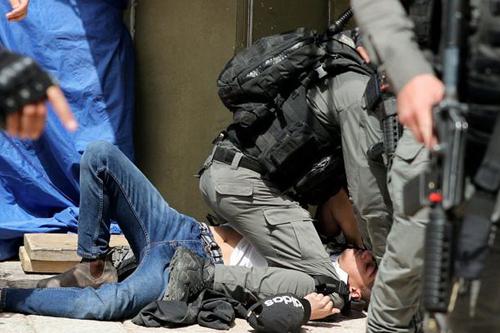 Protes Serangan ke Gaza, Polisi Israel Bakal Tangkap Warga Palestina