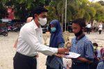 SMPN 9 Banda Aceh Santuni Siswa Yatim Piatu dan Penghargaan Tahfidz Terdahsyat