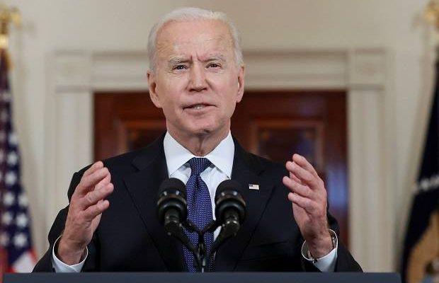 Joe Biden Didesak Dukung Palestina