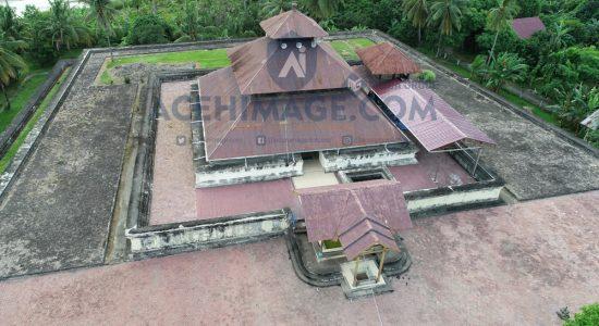 Masjid Indrapuri Saksi Bisu Peradaban Islam di Aceh