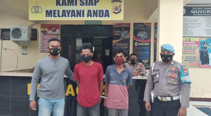 Polisi Bekuk Kawanan Begal  di Aceh Utara