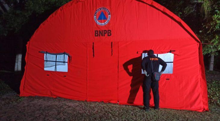 Pemkab Aceh Timur Salurkan Bantuan untuk Pengungsi Rohingya