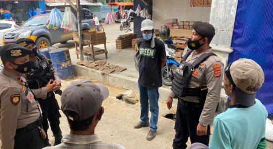Polisi Gencar Patroli di Sejumlah Obyek Vital