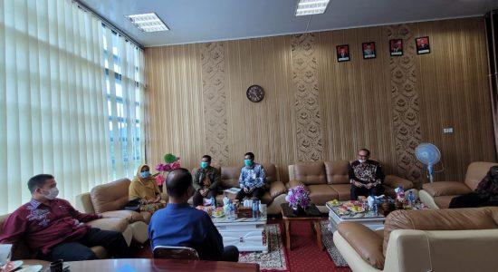 Kakanwil DJKN Provinsi Aceh Kunjungi Bener Meriah