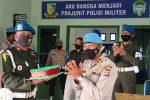 Propam Polres Bener Meriah Datangi Markas Polisi Militer Bener Meriah