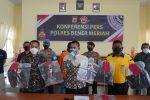 Polisi Berhasil Ringkus Tersangka Pencuri Kotak Amal