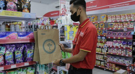 Pemko Banda Aceh Ajak Masyarakat Gunakan Tas Belanja Ramah Lingkungan