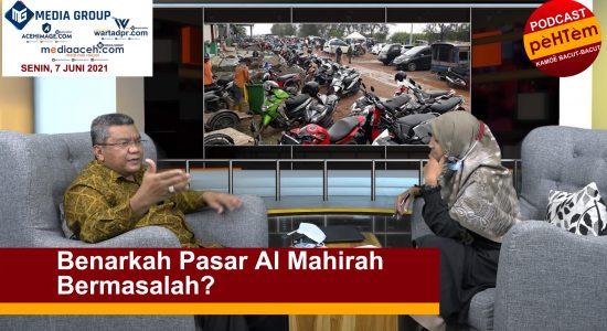 Benarkah Pasar Al Mahirah  Bermasalah?