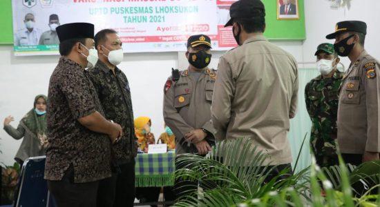 Aceh Utara Taget Vaksinasi Perhari 333 orang