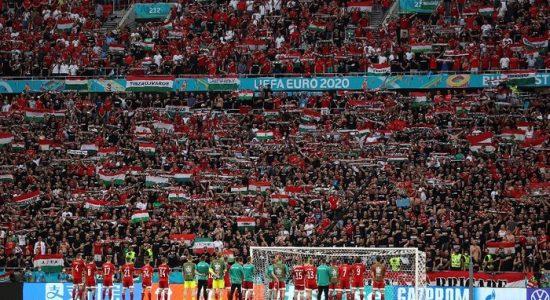Final Piala Euro Wacana Dipindahkan dari Inggris-Hongaria