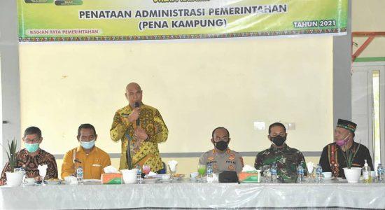 Bangun Komunikasi Intensif Plt Bupati Bener Meriah Kunker Ke Kecamatan Mesidah