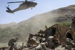 Amerika Gencarkan Serangan Udara Perangi Taliban