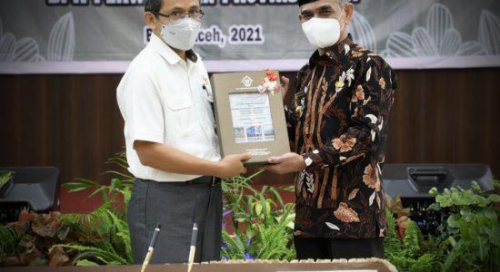 Pemkab Aceh Utara Raih WTP Enam Kali Berturut-turut